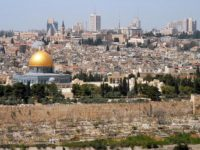 Jerusalem: Holy See Calls for a Negotiated Solution Between Israelis and Palestinians