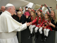 Pope's Words to Vatican Employees & Their Families