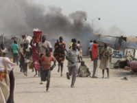 Interethnic clashes in Eastern Ethiopia