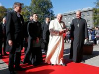 Update: Scandals create outrage, but there is time for conversion, pope says