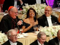 Smith dinners tone lighthearted, but abuse crisis not ignored in remarks