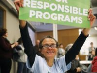 Nuns on the Bus 21-state tour stirs support for responsible programs