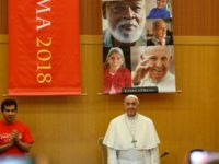 Pope calls for new alliance between young, old to change the world