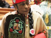 Every day is Thanksgiving, says Cherokee chief
