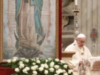 With a mothers heart, Mary raises up the abandoned, pope says at Mass