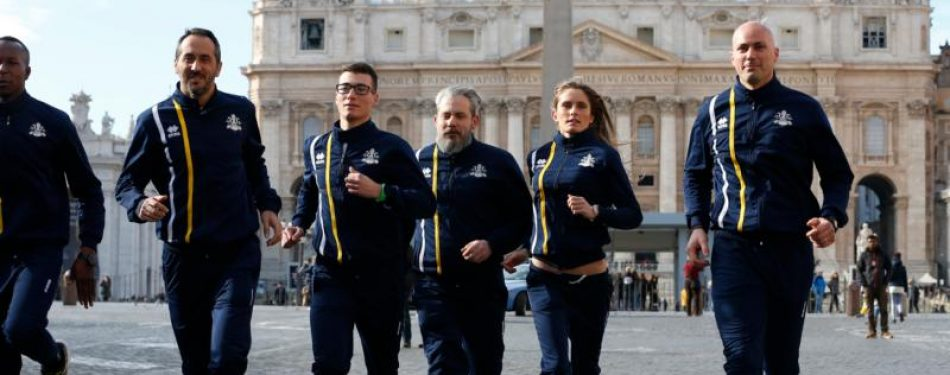 Vatican leaps into the world of sports