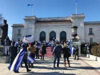 Without a voice at home, Nicaraguans ask Washington-based OAS for help