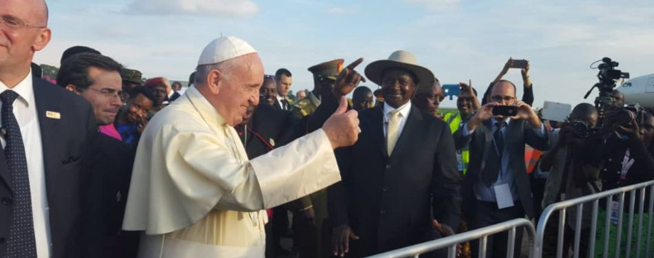 Pope Will Return To Uganda
