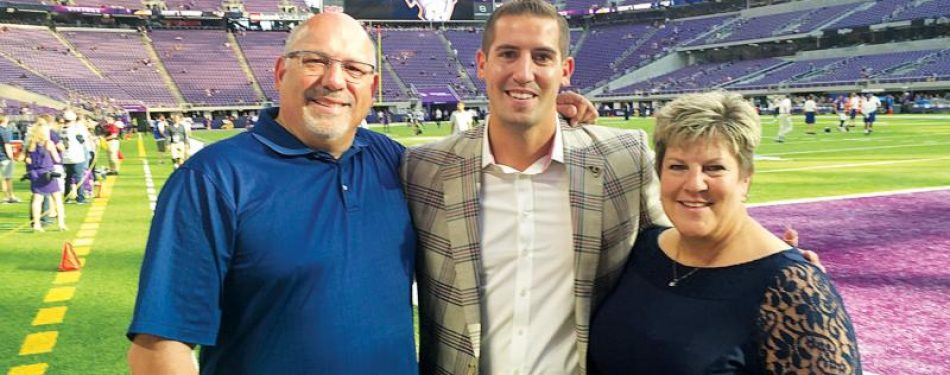 Even with his teams loss, Rams exec counts health, family, faith as wins
