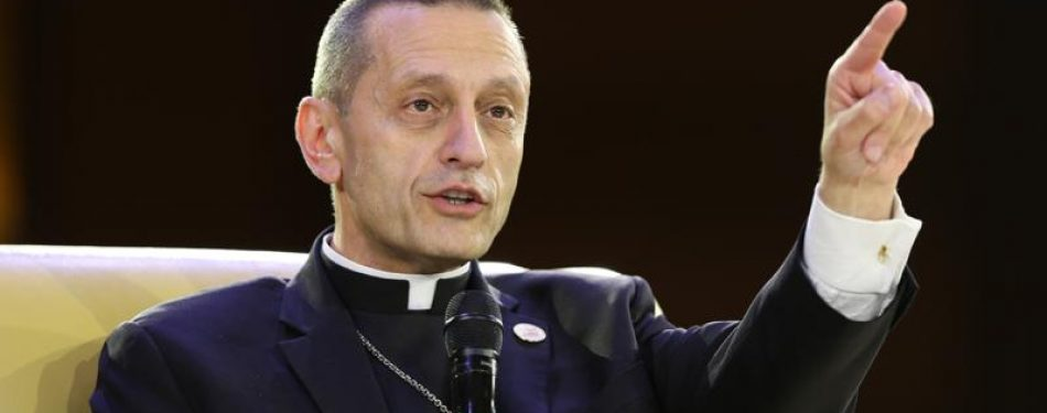 In video, Bridgeport bishop calls sex abuse by clerics crime and sin