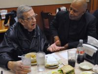 Update: Catholics, Muslims bond over weekly lunch at Indianapolis deli