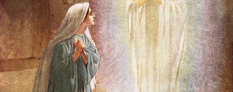 The Solemnity Of The Annunciation