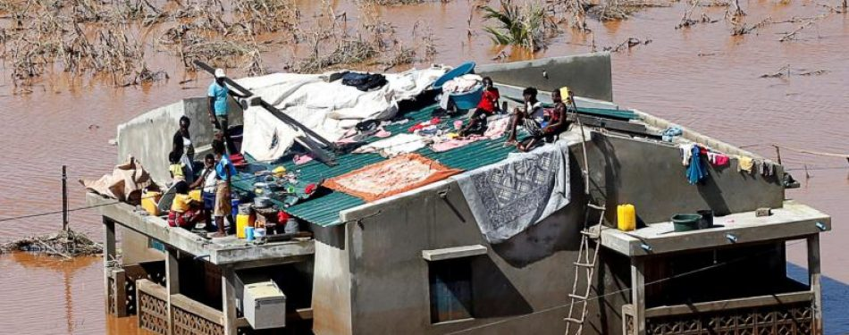 Update: Pope sends aid to southeast Africa after cyclone