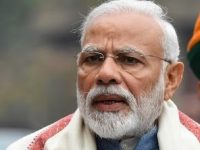 Indian PM Modi Says There's No Place For Such Barbarism In Our Region