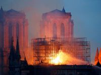 Pope Francis Thanks Rescuers Who Helped At Notre Dame Inferno