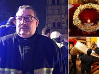 French Priest Rescued Crown Of Thorns And Blessed Sacrament From Notre Dame Inferno