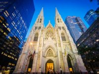 Man In Custody After Attempting To Bring Gasoline Into St. Patrick's Cathedral New York