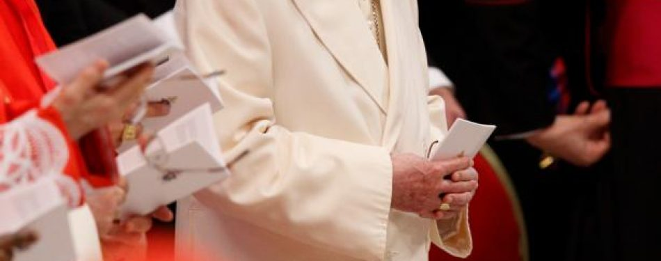 Update: Retired pope publishes reflection on abuse crisis