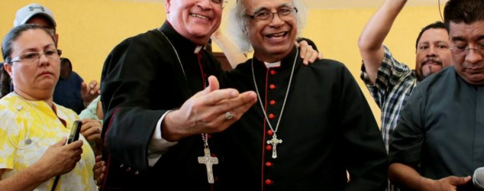 Update: Nicaraguan bishop to leave for Rome as threats against him increase