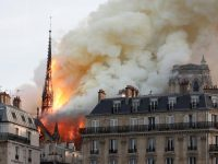 Update: Blaze erupts at Paris iconic Notre Dame Cathedral; cause unknown