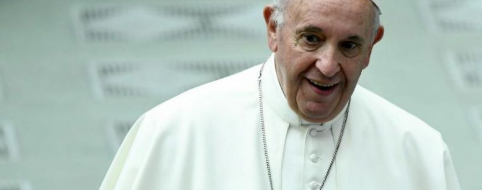 Pope Warns Of Racism After European Election Results