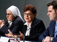 Holy boldness: Profile of women religious rising at Vatican