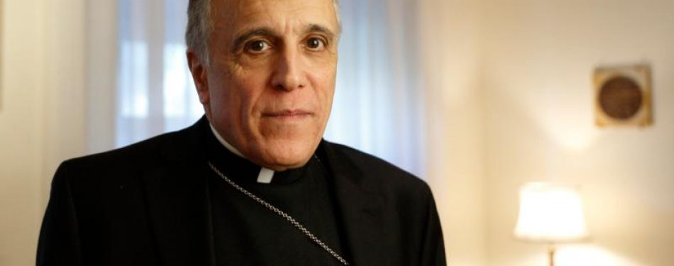 Cardinal DiNardo welcomes new papal norms on preventing clergy abuse