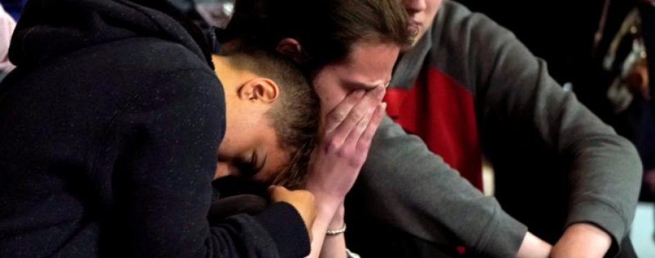 Update: Catholic officials call for prayer, action after Colorado shooting