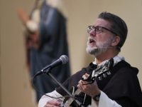 Update: Dominican combines music, Scripture for parish mission experience