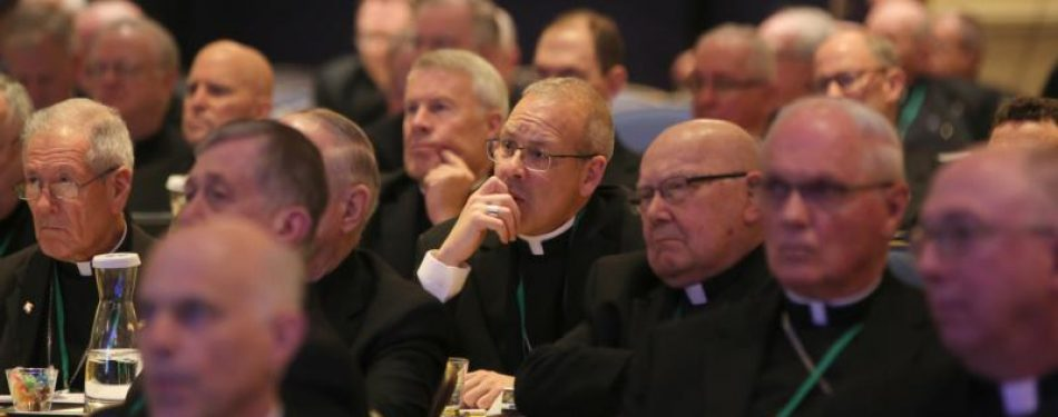 Bishops take another try at addressing abuse, accountability among their own