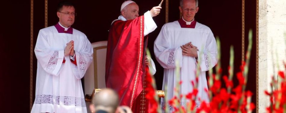 Holy Spirit brings order to our frenzy, pope says
