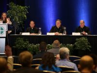 Bishops actions at spring meeting called a work in progress