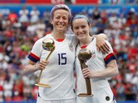 Update: Lavelles Catholic alma mater cheers her goals, teams World Cup victory