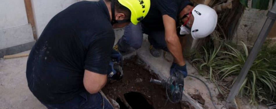 Update: Vatican discovers empty tombs as it searches for missing woman