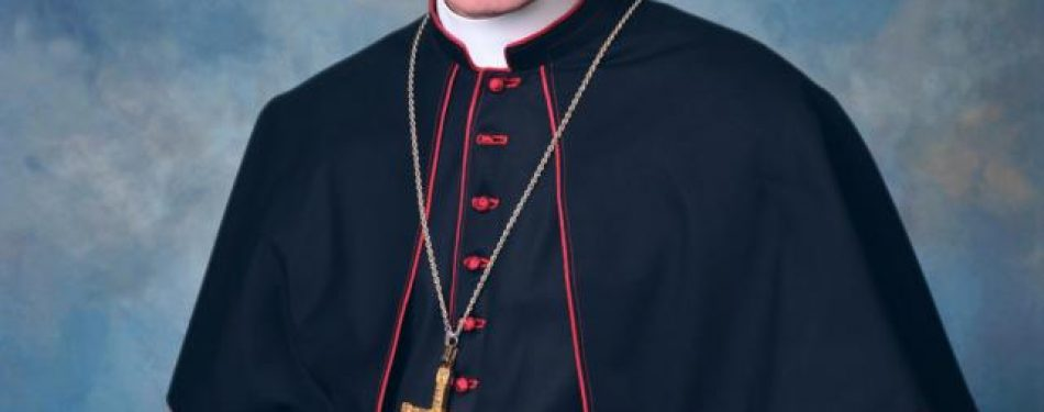 Update: Baltimore Auxiliary Bishop Brennan named to head West Virginia diocese