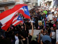 Puerto Rican governors actions set off time bomb, bishop says
