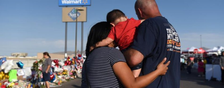 Priest at parish near El Paso shooting: Lets take care of each other