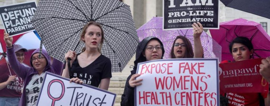 Update: Opinion on abortions legality unchanged; some shifting within groups