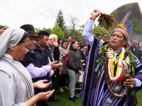 Update: In Colombia, bishops, religious listen to Amazonians before synod
