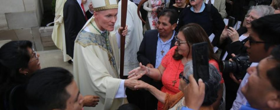 West Virginians meet their new Catholic bishop as humble, holy man
