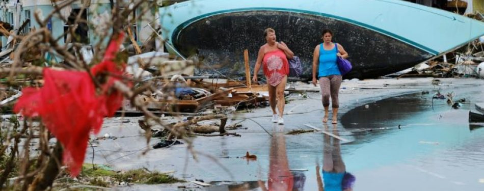 Death toll in Bahamas likely higher than reported, local resident says