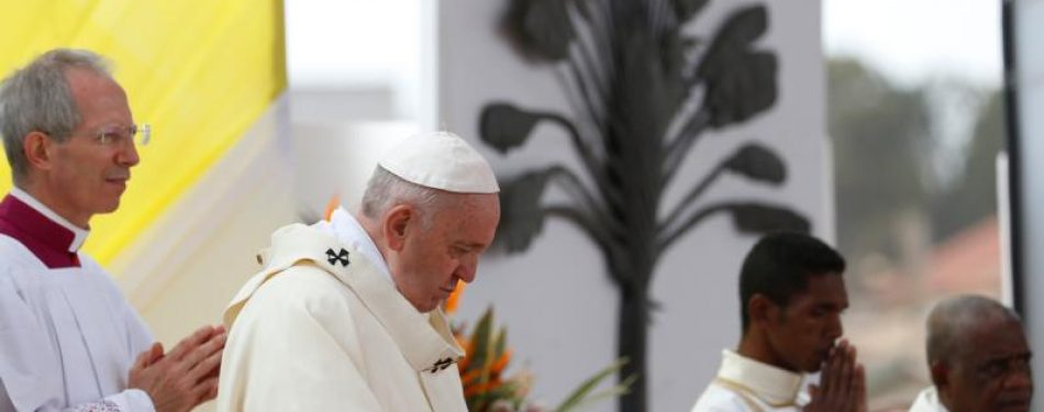 Solidarity, not poverty, is Gods plan, pope says in Madagascar