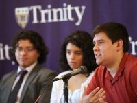 Immigrant college students describe uncertain road ahead