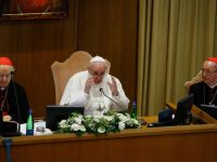 Dont fear what is new, Cardinal Hummes says, introducing synod topics