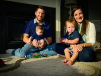 Couple says adoption is a blessing, gift and roller coaster of emotions