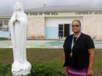 Catholic school students in Bahamas show resiliency after Dorian