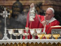 All of life should be journey toward God, pope says at memorial Mass