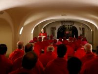 Ad limina is time for profession of faith, hope, love, cardinal says