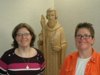 Siblings born two minutes apart continue strong bond as religious sisters