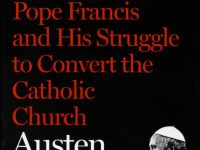 Author criticized for perpetuating unfortunate myth USCCB resisting pope
